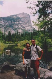 Rachel and Garrett Yosemite