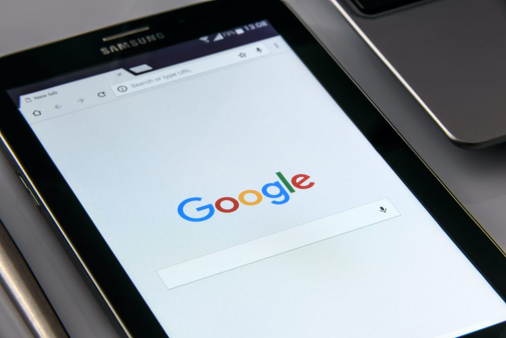 personalized google search on mobile